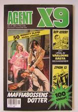 Agent X9 1988 08