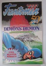 Fantomen 1986 11 med klistermärken