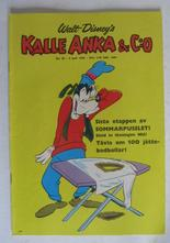 Kalle Anka 1966 23 Vg+