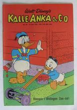 Kalle Anka 1966 24 Vg+