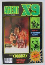 Agent X9 1989 03