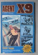 Agent X9 1974 13