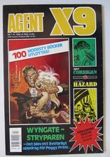Agent X9 1989 07