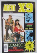 Agent X9 1989 08