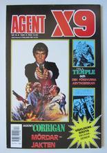 Agent X9 1989 10