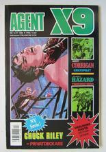 Agent X9 1989 12