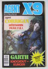 Agent X9 1990 04