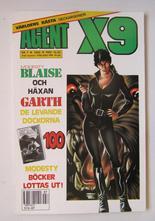 Agent X9 1990 07