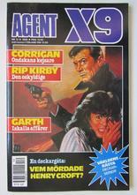 Agent X9 1990 12