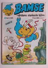 Bamse 1975 09 Vg