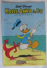 Kalle Anka 1966 25 Vg+