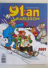 91:an Julalbum 2001