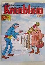 Kronblom Julalbum 2017