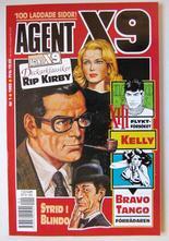 Agent X9 1993 01