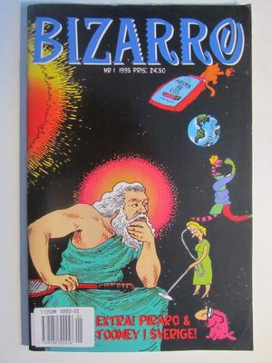 Bizarro  1995 01