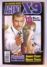Agent X9 1993 04