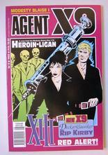 Agent X9 1993 08