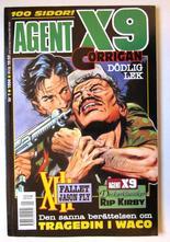 Agent X9 1994 01
