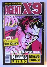 Agent X9 1993 07