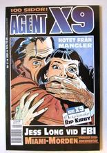 Agent X9 1993 11