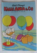Kalle Anka 1966 26 Vg