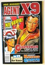 Agent X9 1994 02