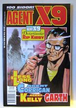 Agent X9 1994 04