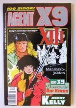 Agent X9 1994 05