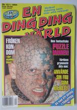 En ding ding värld 1993 12/01 Jim Rose Circus