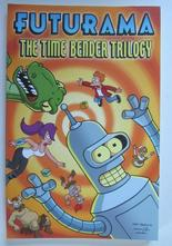 Futurama The Time Bender Trilogy
