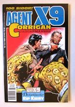 Agent X9 1994 06