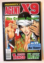 Agent X9 1994 07