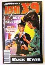Agent X9 1995 08