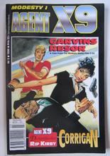Agent X9 1996 03