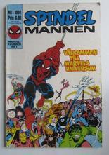 Spindelmannen 1984 01 Fair