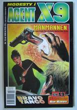 Agent X9 1996 10