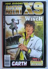 Agent X9 1996 12