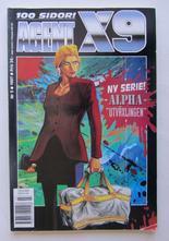 Agent X9 1997 03