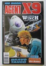 Agent X9 1997 11