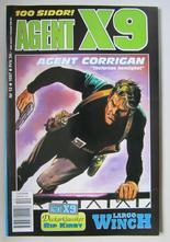 Agent X9 1997 12
