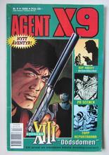 Agent X9 1998 04