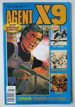 Agent X9 1998 06
