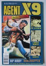 Agent X9 1998 12