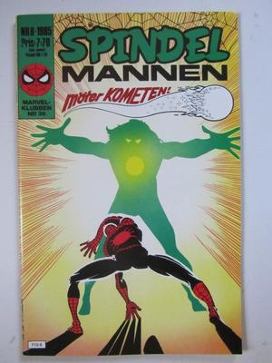 Spindelmannen 1985 06