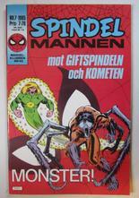 Spindelmannen 1985 07