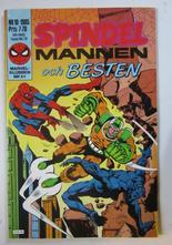 Spindelmannen 1985 10
