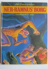 Alef-Thaus äventyr : Ner-ramnus' borg