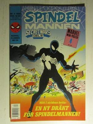Spindelmannen 1988 04