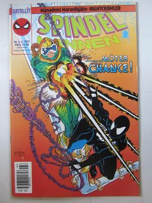 Spindelmannen 1991 03