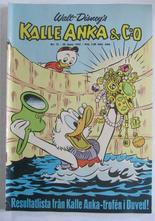 Kalle Anka 1967 12 Vg+